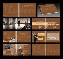 精美大气企业画册设计