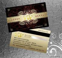 视觉VIP会员卡