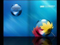 精致企业宣传册画册封面设计