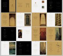 欧式地产楼书素材设计