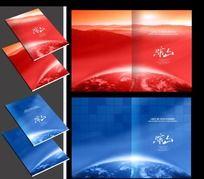 地球科技背景封面
