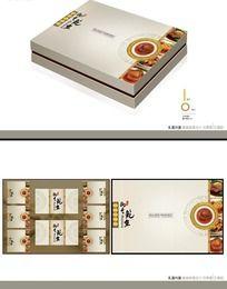 精装鲍鱼礼盒包装设计