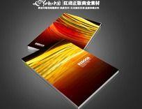炫彩时尚宣传册封皮设计