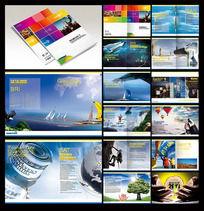 国外企业宣传册
