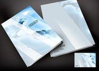 地球环境宣传画册封面设计