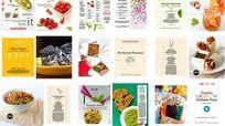 食品餐饮画册