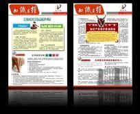 《知识产权》文化报版式设计(第5--6期)