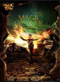 魔法主题海报