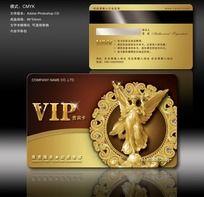 欧式酒店VIP贵宾卡