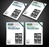 医学杂志封面设计