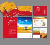 食品公司产品宣传册