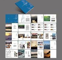 全套学院学校画册设计