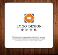 大气高端房地产LOGO设计