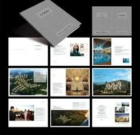 房地产画册楼书设计