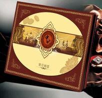 高档中秋月饼盒设计