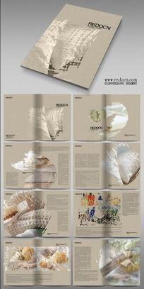 画册排版设计