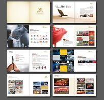 传媒公司画册设计