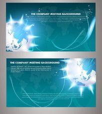 IT网络科技背景