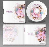 婚庆CD封套设计