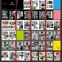 学生纪念画册画册设计