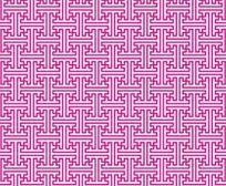 粉色连续条纹素材