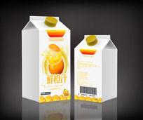 鲜橙汁包装