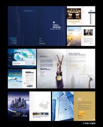 企业国册板式设计