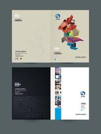 广告画册封面设计