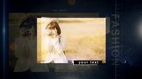 时尚切换爱情相册婚礼预告片AE模板