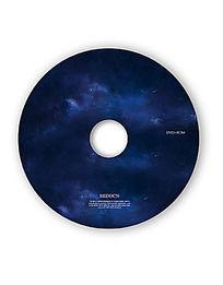蓝色企业光盘设计欣赏