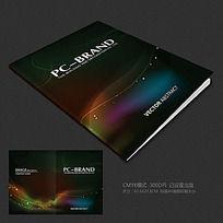 动感创意画册封面设计