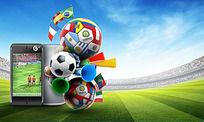 足球世界杯网页背景