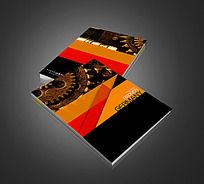 齿轮科技画册封面