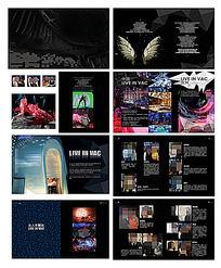 广告传媒宣传画册