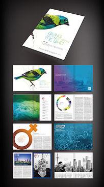 商业创意画册设计