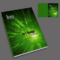 绿色科技企业封面