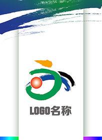 西字开头标志标识LOGO设计