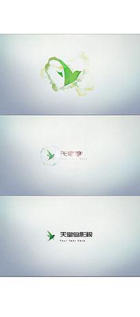 幻彩水墨标志展示