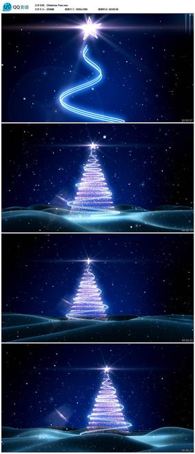 圣诞树视频