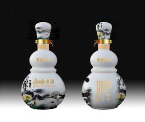 酒瓶包装设计