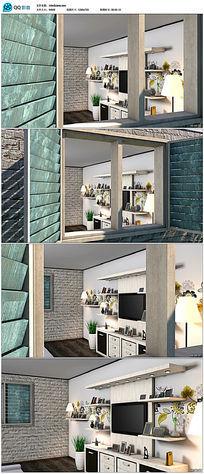室内设计房地产广告视频素材