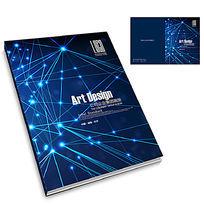 智能科技产品手册封面