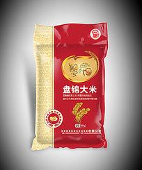 盘锦大米袋子设计