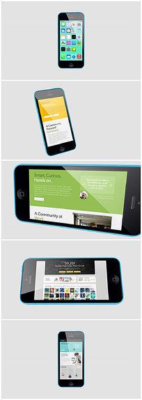 手机宣传视频模板手机广告视频模板