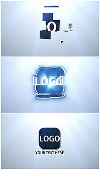企业LOGO视频模板