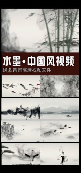 中国风视频背景