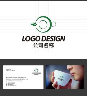 茶壺LOGO標志設計