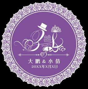 西式婚礼logo