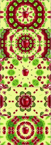 小苹果迎新年歌曲视频背景