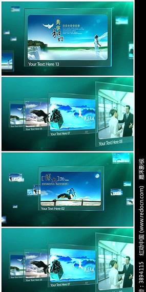AE企业宣传片模板